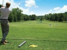 Short game target systems