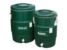 Ice containers & Igloo water coolers