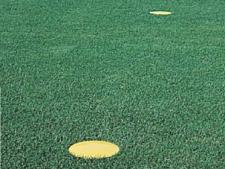 Flat markers (plain)