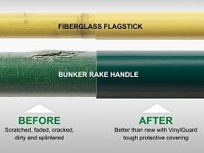 Refurbish & RENEW your flag sticks