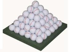 Ball piramid base frame (91 balls)  <br>