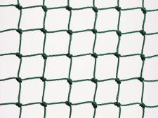 PE net heavy black <br>(frontal hitting)