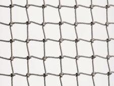 Nylon net heavy black<br>