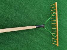 JOST CLASSIC bunker rake<br>complete with handle