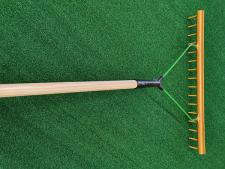 JOST ADVANCED bunker rake<br>complete with handle