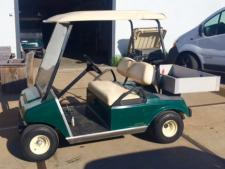 ClubCar DS Cargo<br>2002 electric 48 Volt