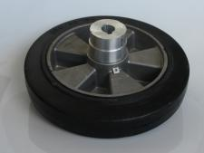 Feed wheel with hub<br>for RangeMaxx turbo blowing unit