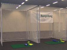RENTAL Practice cage INDOOR<br>available in various dimensions