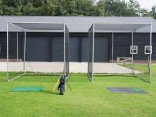 RENTAL Practice cage OUTDOOR<br>available in various dimensions