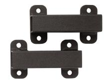 Alternative bracket flagst. caddie<br>for vertical arms (2 pieces)