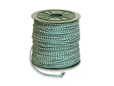 Rope polypropylene 304 m<br>Green/white