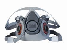 Respirator half face - Medium<br>(re-usable)