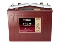 Trojan 1275 - 12 Volt<br>deep cycle flooded battery