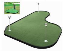 Tour Links putting green<br>19-panel 246 x 369 cm