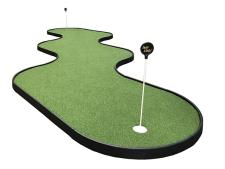 Tour Links putting green<br>28-panel ± 200 x 650 cm